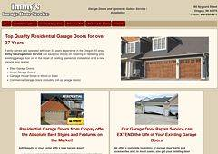 Immy's Garage Door Services