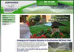 Kortendicks irrigation Systems