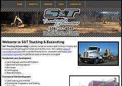 S&T Trucking and Excavating