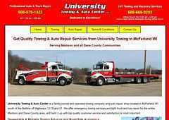 University Towing Service