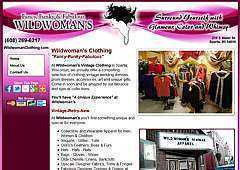 Wildwoman's Clothing